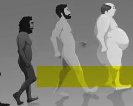 Caveman theory