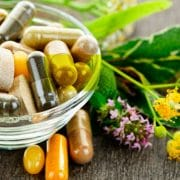 Effects of antioxidant supplements